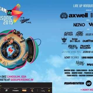Browncoat - live at VH1 Supersonic 2015 (Goa, India) - 27-Dec-2015