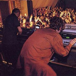 Daft Punk Live @ The Arches - (24.01.1997)