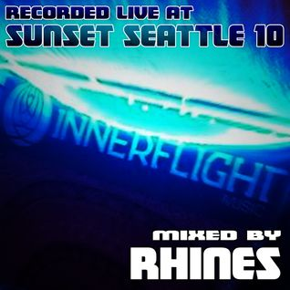 Recorded LIVE @ Sunset Seattle 10 _ Golden Gardens : 09.20.14 - mixed by Rhines