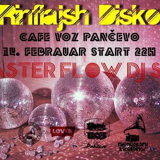 Master Flow-Zaljubi se uz Rinflajsh disko(warm up)
