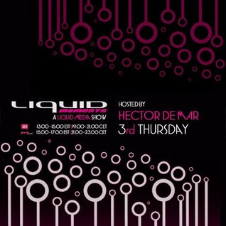 Hector De Mar - Liquid Moments 073 [Oct 15, 2015] On DI.FM, Pure.FM & InsomniaFM.com
