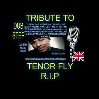 DJ EMPRESS ANAJHLA TRIBUTE TO TENOR FLY JUNE 22 2016 LIVE ON AIR RANKS RADIO