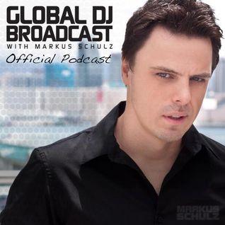 Global DJ Broadcast - Oct 23 2014