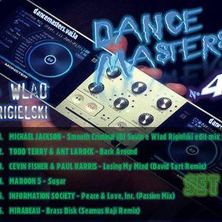 DANCE MASTERS 41 - Set 03 (DJ Wlad Rigielski) 2016