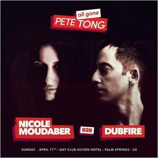 Nicole Moudaber b2b Dubfire - Live @ Pete Tong Pool Party (California, USA) - 17.04.2016