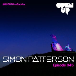 Simon Patterson - Open Up - 045