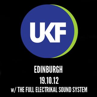 Lucas Manning – 2012 Dubstep Mix  – UKF EDINBURGH 2012 Competition Entry
