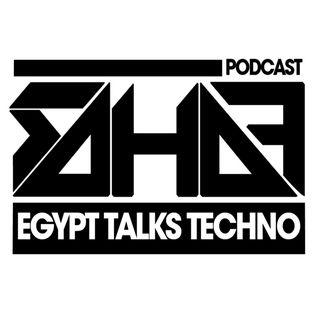 Sahaf -  Egpt Talks Techno #015