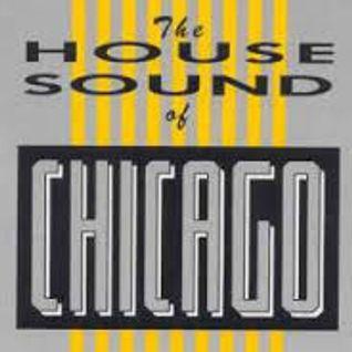 CHICAGO/NY HOUSE EDITS MIX