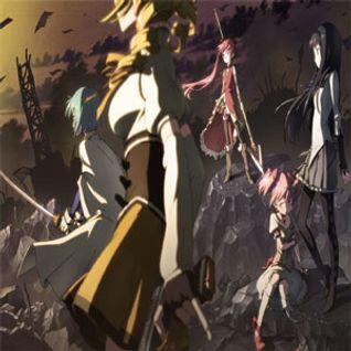 Animix #14 - Miki Sayaka & Akemi Homura (Mahou Shoujo Madoka Magica)