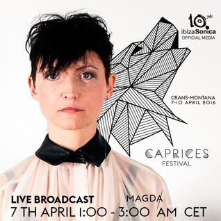 MAGDA - CAPRICES FESTIVAL 2016 @ SWITZERLAND - APRIL 2016