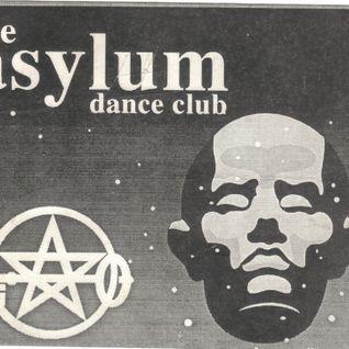 DJ Pitman,  The Asylum Dublin 1993/94
