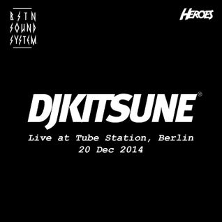 DJ Kitsune - Live at Tube Station, Berlin