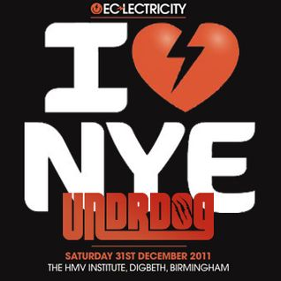 "Eclectricity ""I Love NYE"" 2011"