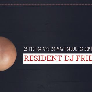 Resident DJ Friday 2-4-1 (2014-07-04)