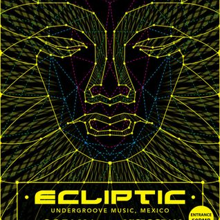 GoaProductions Live 003: Ecliptic Direct From Shanghai April 2013