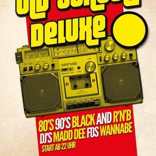 Best of Old School Part 2 60Songs in 60Min DJ FOS (25.12.2012 Roxy Mainz)