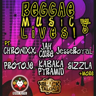 REGGAE MUSIC LIVES Vol.3 (Reggae 2014)