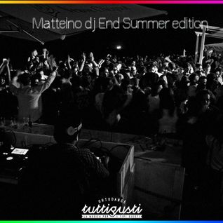 Matteino dj Summer Edition Orto dance