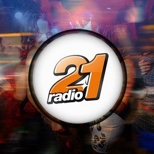Marc Rayen @ Radio 21 (EP 272 - 29.08.2015)