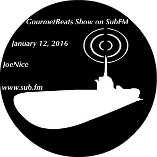 GourmetBeats SubFM January 2016