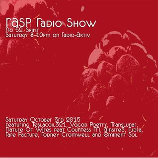 RASP Radio Show No.52 Spirit 03-10-15