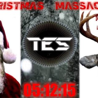 "M@ster @ TES Brutal Mayhem ""Christmas Massacre"" 05-12-2015"