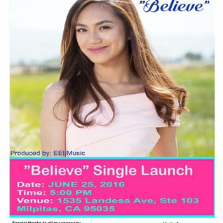 "PinoyRadio Morning Bytes with MIKA: Single Launch ""Believe"""