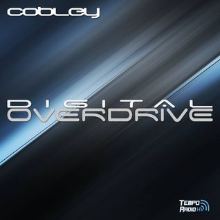 Cobley - Digital Overdrive (Sept Promo Edition)