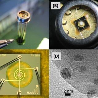 Capteurs et détecteurs de gaz à oxydes métalliques.