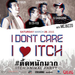 RoMPeR & Mc.Bizzo (Itch Animal Party) @ Grease Sukhumvit 49 28/03/15