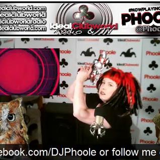 @Phoole and the Gang | Show 121 | @IdealClubWorld Radio | 14 November 2015