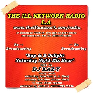 THE ILL NETWORK RADIO LA 12.31.2011 vol.38