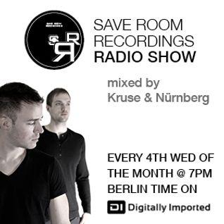 Save Room Recordings Radio Show on DI.FM #1