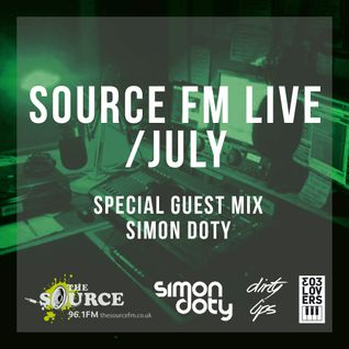 DirtyLips & Simon Doty - July Guest Mix / SourceFm