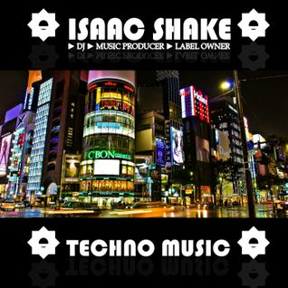 TECHNO SET BEST TRACKS OF 2010 2011 mixed by ISAAC SHAKE