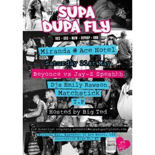 Supa Dupa Fly x Beyonce Vs Jay Z Mix