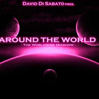 """David Di Sabato pres. """"Around The World"""" [Episode #009] - The Mixshow"""
