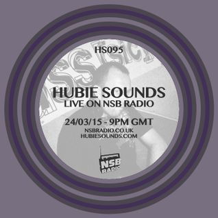 Hubie Sounds 095 - 24th Mar 2015