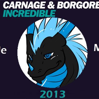 Carnage & Borgore - Incredible ( Dj Bole Mashup 2013 )