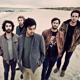 The 405 Guest Mix - Young The Giant