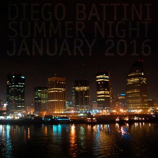 Summer Night Mix (January 2016)