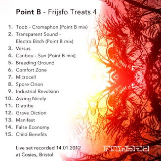 Point B - Frijsfo Treats 5