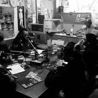 Emission La Voix du HipHop part II DU 15 janvier 2011
