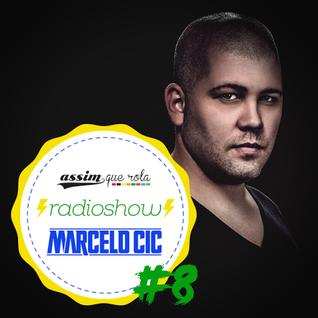 Assim Que Rola Radio Show 08 - Marcelo CIC [FREE DOWNLOAD]