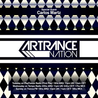 ArZen pres. Artrance Nation Ep 44 with Carlos Martz Guest Mix