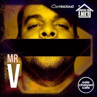 ScCHFM127 - Mr. V HouseFM.net Mixshow - Dec. 1st 2015 - Hour 1