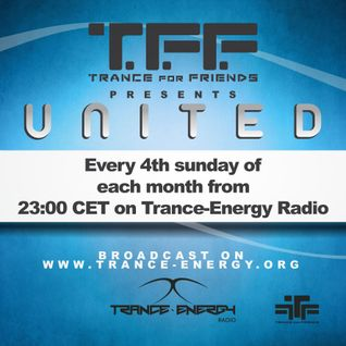 UNITED Ep. 41 mixed by T.F.F