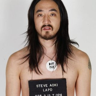 My Mate Steve By Brookseyyy 23/02/2012 (Steve Aoki)