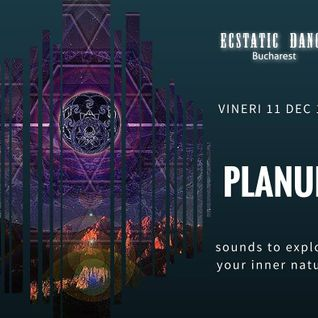 PLANUL @ Ecstatic Dance Bucharest 11/12/2015